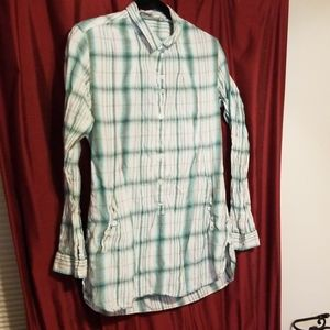 Flannel Tunic by Toad & Co
